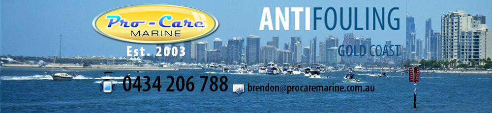 Pro-Care Marine Antifouling and Boat Detailing Gold Coast Qld